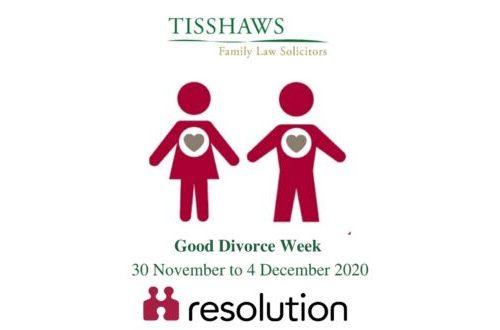 Good Divorce Week - 30 November to 4 December 2020