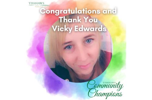 Vicky Edwards