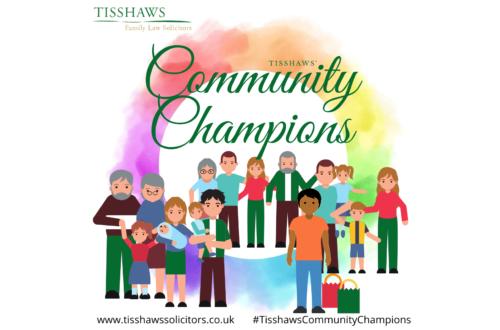 Tishaws' Community Champions