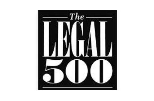 Legal 500 listing